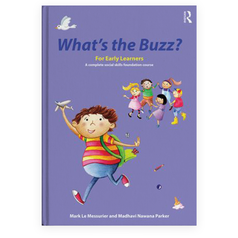 What's the Buzz for Early Learners book cover