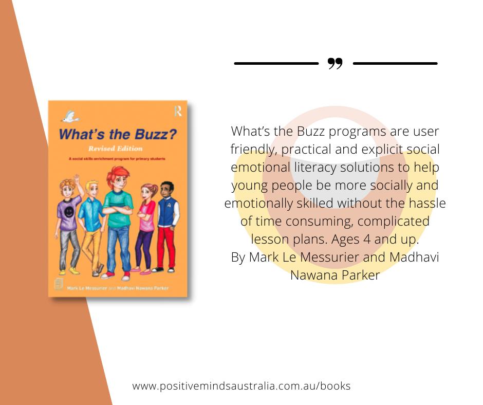Whats the buzz Blurb
