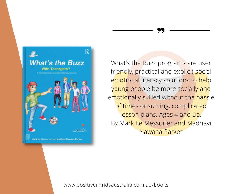 whats the buzz with teenagers blurb